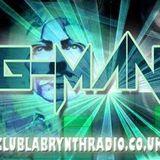 G-Man Club Labrynth Radio 25th Oct