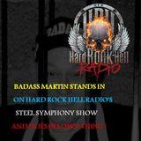 Badass Martin Sitting in for Ace Clark on HRH Radio's Steel Symphony show 31/8/18