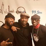 On Air w/The Blacks 1/17/18 (Featuring DJ Spinna)!