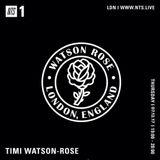 Timi Watson Rose - 7th December 2017