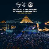 Aly & Fila - FSOE 500 Great Pyramids 2017 (Free) → [https://www.facebook.com/lovetrancemusicforever]