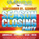 Rick - Live @ Club Wave, Velence (2012.09.01.)