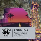 UV Funk 045: Vaporwave Special with Scherbe