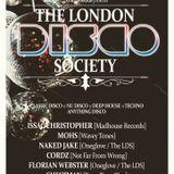 Cordz - Live Set @ The London Disco Society - 11th May 2012