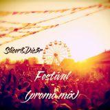 Slicer&Dic3r - Festival (promo mix)
