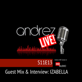 Andrez LIVE! S11E13 Guest Izabella