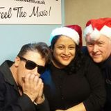 DJ Steve Stack Of Wax ~ ROCKIN' RADIO with my guests DJ Miss Aloha & Dave Harp ~ 20 December 17