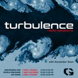 Turbulence Sessions # 08 with Alexander Geon