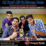 RJ Syed Ali w/ Dhoom Bros - Chaand Raat Transmission