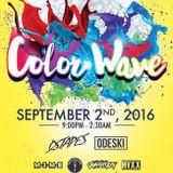 Color Wave Preview live mix