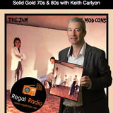 Solid Gold 70s & 80s with Keith Carlyon: 23rd April 2017