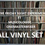 9-28-12 Pt One - All Vinyl Set from Musicologist OneMasterMixer
