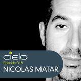 Episode 015 - Nicolas Matar