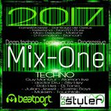 MIX ONE /2017 By Fredstyler ( full Exclusif Beatport )