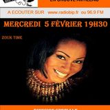#69-SOUL METISSE-ZOUK TIME by Sonia #02 - Hommage a Edith LEFEL