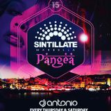 LIVE RECORDING FROM SINTILLATE @ PANGEA CLUB,MARBELLA