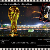"""""""El Mundial - Olimpiadas y su música"""" - OraLia en Expresión Musical Radio - Rock Story 9 junio 2014"""