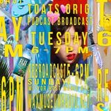 THE TOATS ORIG PODCAST BROADCAST #37 featuring DJ BONES (4/7/2015)
