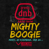 Arena dnb radio show - vibe fm - mixed by MIGHTY BOOGIE - November 25th 2014