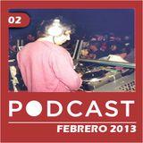 Dav @ Podcast 02# Febrero 2013