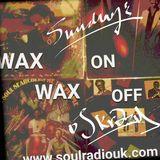 Wax On Wax Off - Mysterious maiden