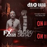 Swerve Digital & FXtion Sessions - Episode 9 - Hosted By Nikolas Syrimis