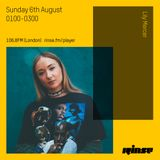 The Lily Mercer Show | Rinse FM | August 6th 2017 |
