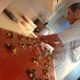 Thanos Feskos _ Assistant Head Chef at Restaurant Geranium _ Interview to Sotiris Kyriakidis AMNA