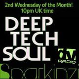 Deep Tech Soul on Deep Vibes Radio http://deepvibes.co.uk every Wed. 10p UK time