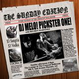 DJ Melo - Sunday Edition at Crescent Ballroom pt 1 (10-30-11)