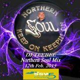 northern mix 12th feb 2015