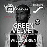 "Green Velvet at ""Sub Scape"" @ Café Capital (Antwerp - Belgium) - 2 May 2008"