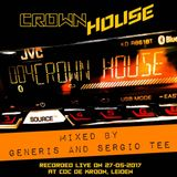 Live in the mix: DJ Generis & Sergio Tee @ Crown House 27-05-2017