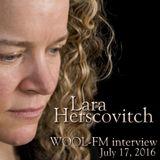 Lara Herscovitch interview - July 17, 2016