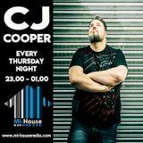 CJ COOPER / RELEASE THE PRESSURE / Mi-House Radio /  Thu 11pm - 1am / 19-09-2019