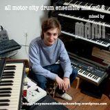 All Motor City Drum Ensemble Mix vol.2