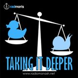 Taking It Deeper #4-5th of April 2017