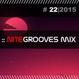:: nitegrooves mix | Deep House, Tech House & Progressive House | 22/2015