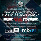 Sevarge - HouseHeadsRadio - 23.08.2019