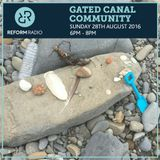 Gated Canal Community Sunday 28th August 2016
