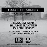 RO @ State Of Minds - Tresor Berlin - 08.08.2015