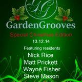 'Garden Grooves' - Christmas 2014 teaser mix