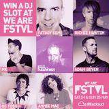 We Are FSTVL 2014 DJ Competition - Paul Hutchinson