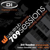 Wes Straub  -  709Sessions 086 on Di.FM  - 18-Nov-2014