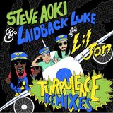 Steve Aoki & Laidback Luke - Turbulence (DJ Key Lee Remix)