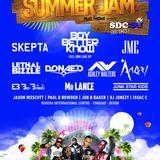 Summer Jam Warm Up Mix ft Mr Lance MC