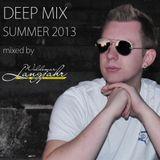 Deep Mix Summer 2013 mixed by Waldemar Langjahr