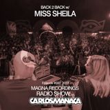 Magna Recordings Radio Show by Carlos Manaça #038 | Live at Private Breakfast (Portugal)