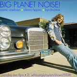 Big Planet Noise show #118 w/Bob Irwin & Gina Bacon: Oct 15, 2018 on WFMU's Rock 'n Soul Ichiban!