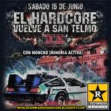 REVELACION RADIO HARDCORE #101 (Con MONCHO MINORIA ACTIVA)